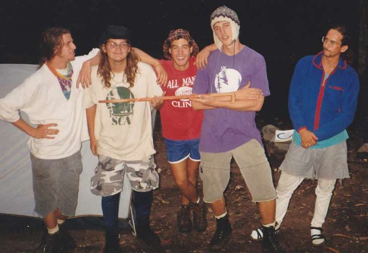 1993 Manassas National Battlefield crew