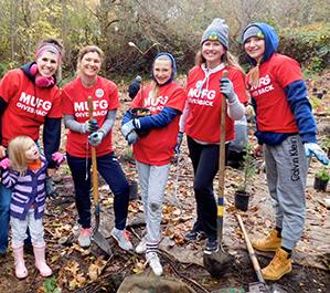 #MUFGGivesBack: A Month of Global Volunteering