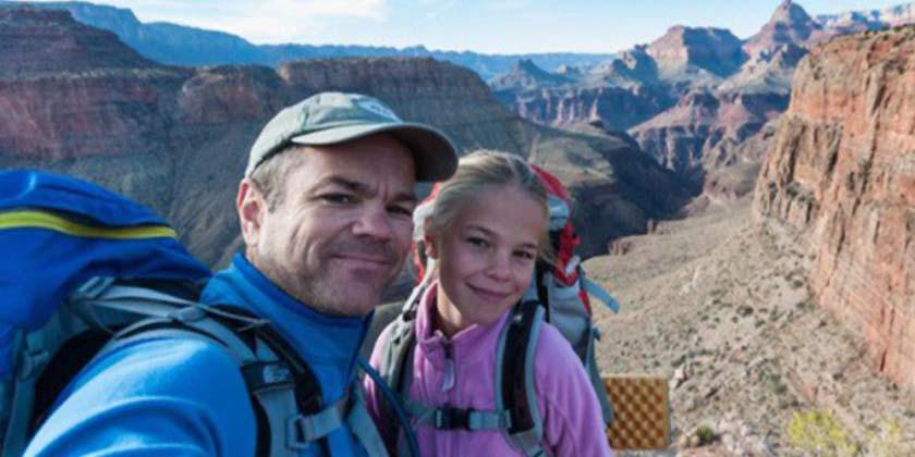 Michael Lanza-Outdoor Dad