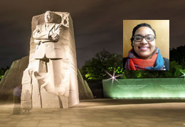 Camille Vincent on MLK 2016