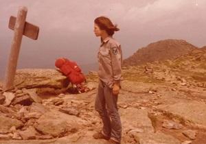 Cara Burns 1979 Photo