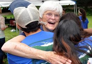 SCA founder Liz Putnam's photo
