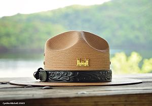 Park ranger hat photo