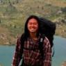 Jeff Chen hiking